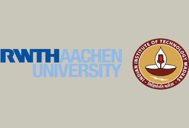 RWTH Logo and Logo of Indian Institute of Technology Madras